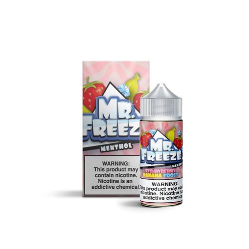 Mr. Freeze Strawberry Banana Frost 100ML