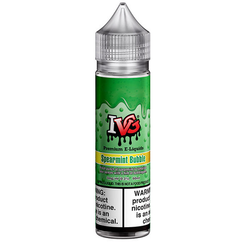 IVG Spearmint Bubble 60ML