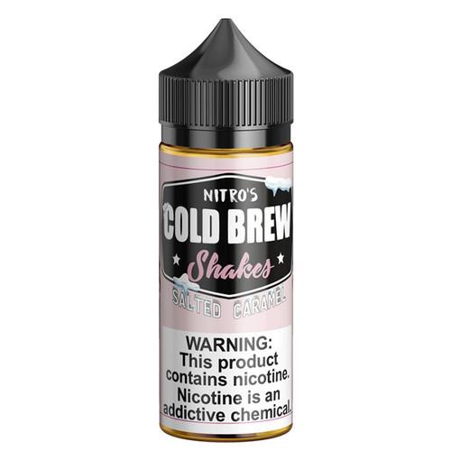 Nitro's Cold Brew Shakes Salted Caramel 100ML