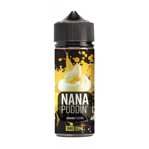 OOO Flavors Nana Puddin' 120ML