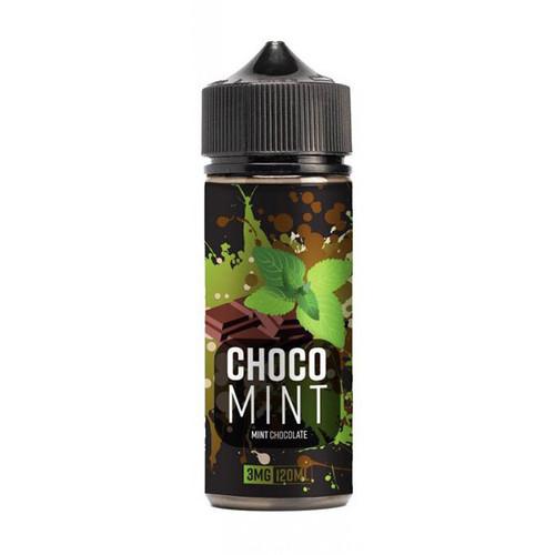 OOO Flavors Choco Mint 120ML