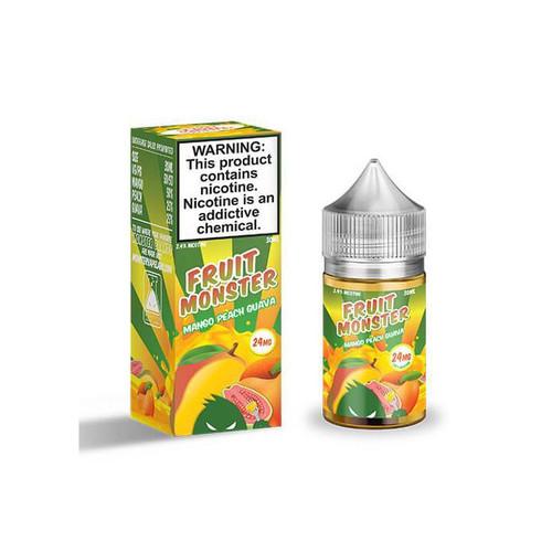 Fruit Monster Salt Mango Peach Guava 30ML