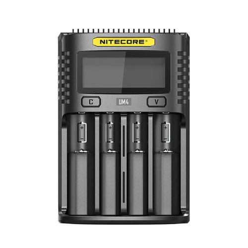 Nitecore UM4 Intelligent USB Battery Charger