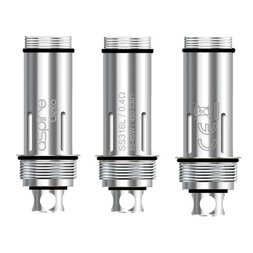 Aspire Cleito SS316L Replacement Coils