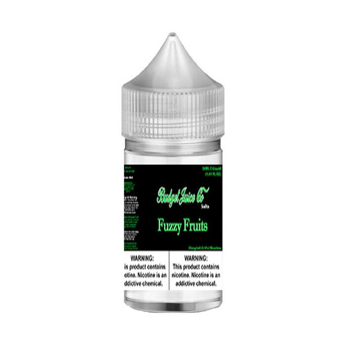 Budget Juice Co Salts Fuzzy Fruits 30ML