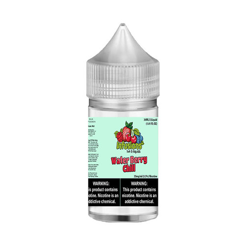 Infusions Salt Water Berry Chill 30ML