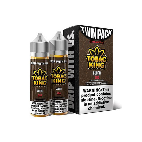 Tobac King Cuban 120ML