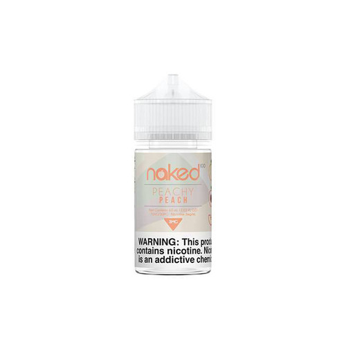 Naked 100 Peachy Peach 60ML