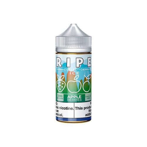 Ripe Collection On ICE Apple Berries 100ML