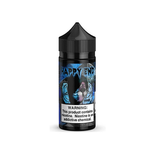Happy End Blue Cotton Candy 100ML