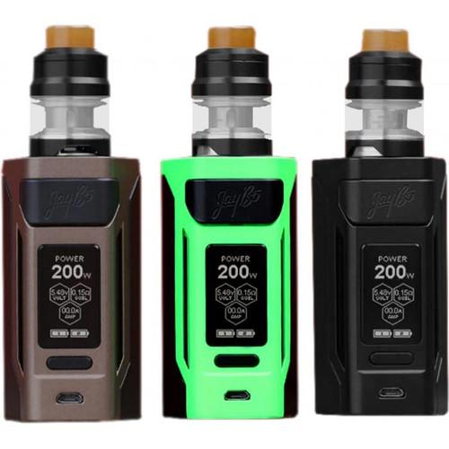 Wismec Reuleaux RX2 20700 200W TC Starter Kit