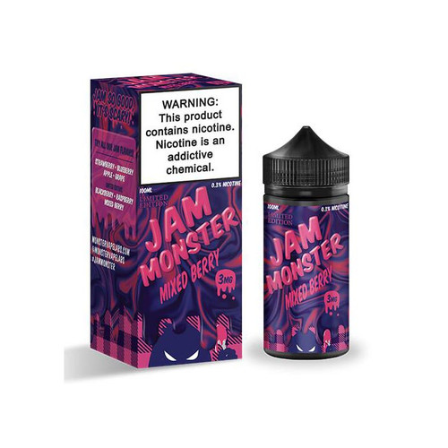 Jam Monster Mixed Berry 100ML