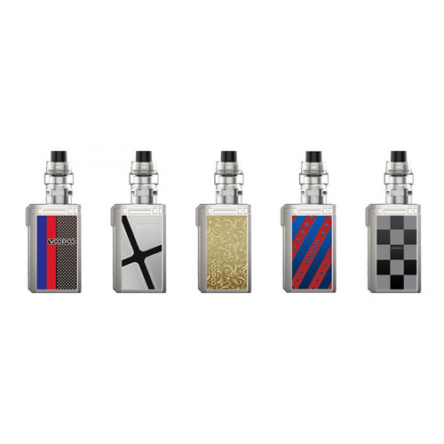 Voopoo Alpha Zip 180W TC Starter Kit