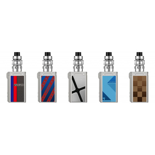Voopoo Alpha Zip Mini 120W TC Starter Kit