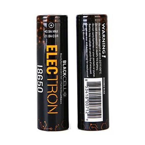 Blackcell Electron 18650 2523mAh Battery