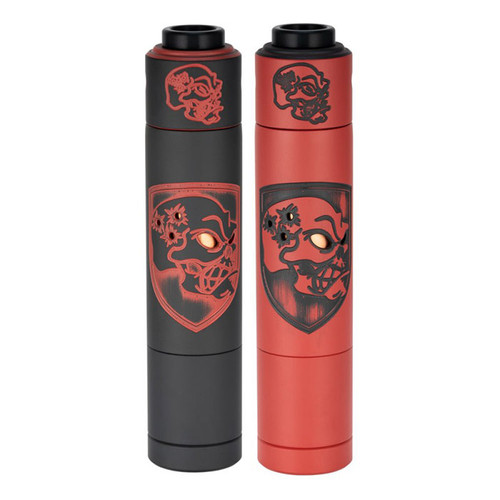 Purge Skull & Shield Mech Mod Kit