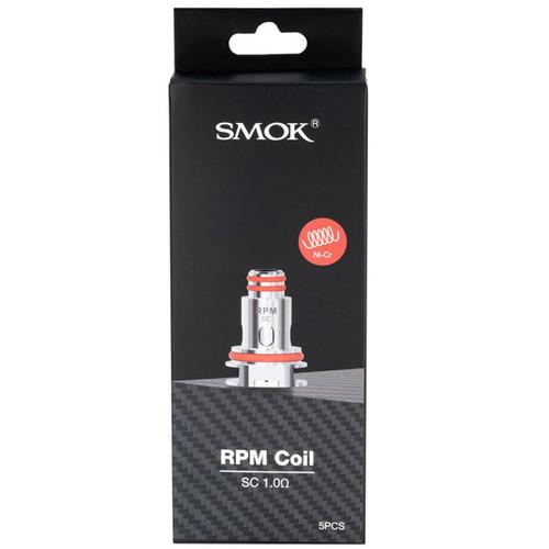 SMOK RPM SC Replacement Coils Box