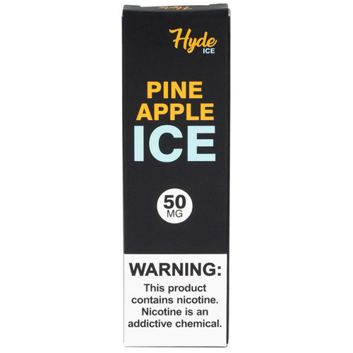 Hyde Disposable Pineapple Ice Box