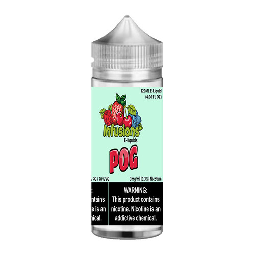 Infusions POG Chubby Gorilla 120ML