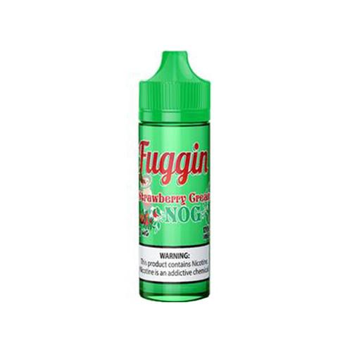 Fuggin Strawberry Cream Nog 120ML