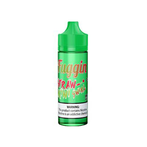 Fuggin Straw-Kiwi Swirl 120ML