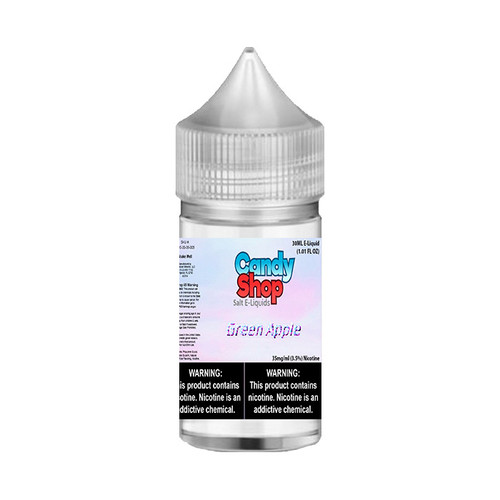 Candy Shop Salt Green Apple 30ML
