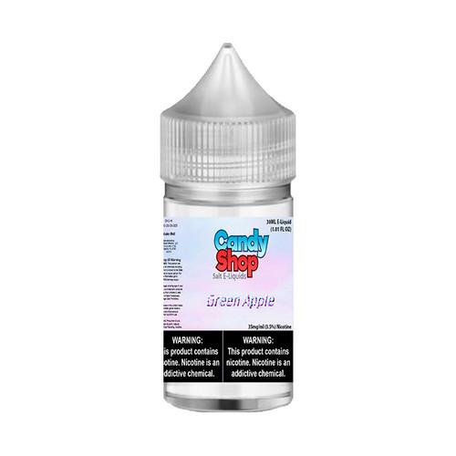 Candy Shop Salt Green Apple 30ML