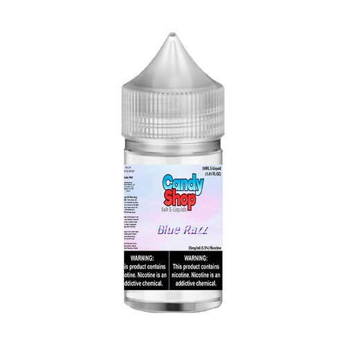 Candy Shop Salt Blue Razz 30ML