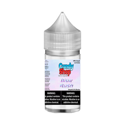 Candy Shop Salt Blue Rush 30ML
