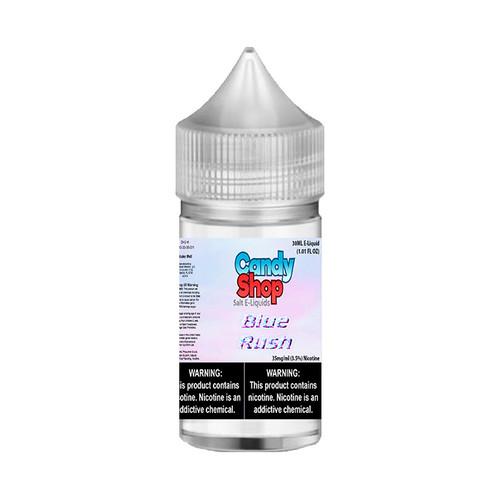 Candy Shop Salt Blue Rush 30ML