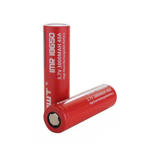 AWT IMR 18650 3000mAh 40A Battery