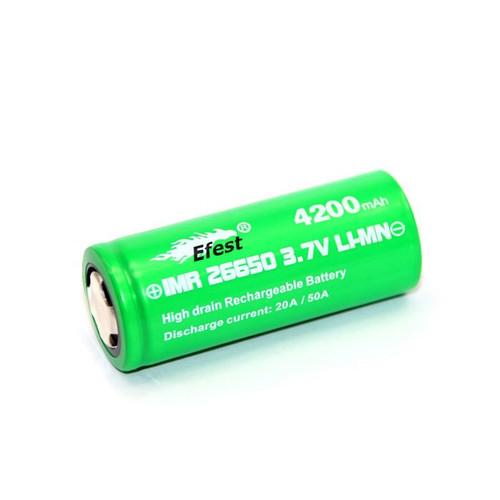 Efest IMR 26650 4200mAh 50A Battery