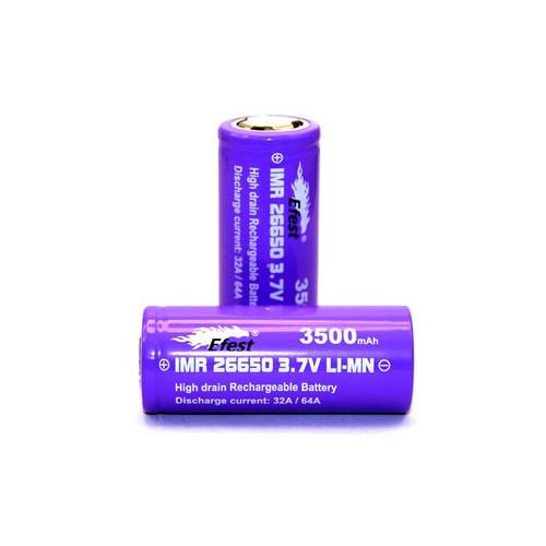 Efest IMR 26650 3500mAh 64A Battery