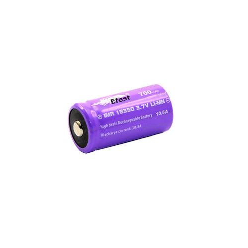 Efest IMR 18350 700mAh 10.5A Battery