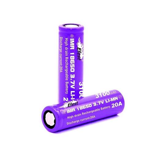 Efest IMR 18650 3100mAh 20A Battery