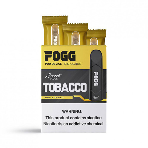 FOGG Disposable Tobacco
