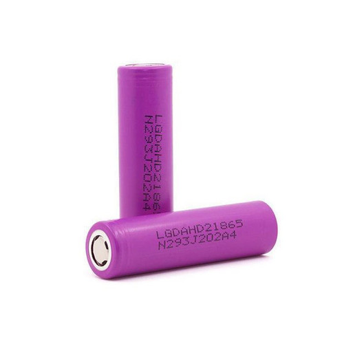 LG HD2 18650 2000mAh 25A Battery