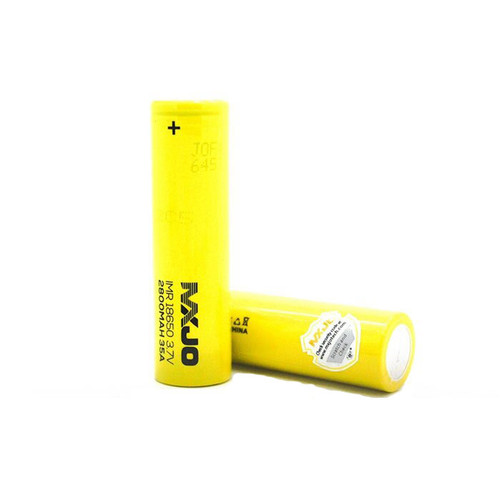 MXJO IMR 18650 2800mAh 35A Battery
