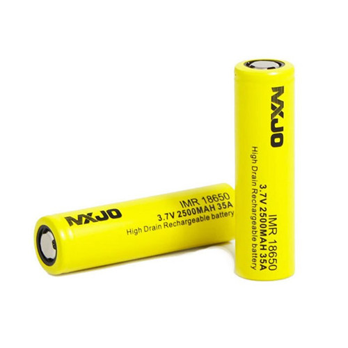MXJO IMR 18650 2500mAh 35A Battery