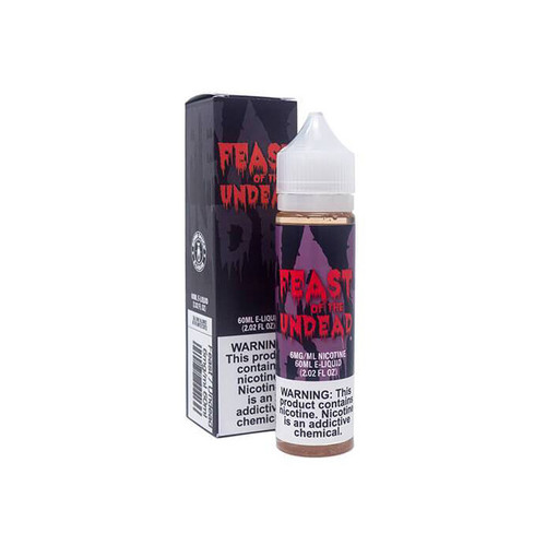 Bomb Sauce Feast of the Undead 60ML