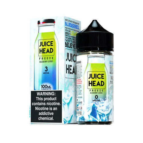 Juice Head Freeze Blueberry Lemon 100ML