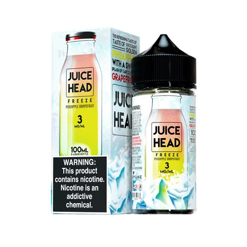Juice Head Freeze Pineapple Grapefruit 100ML