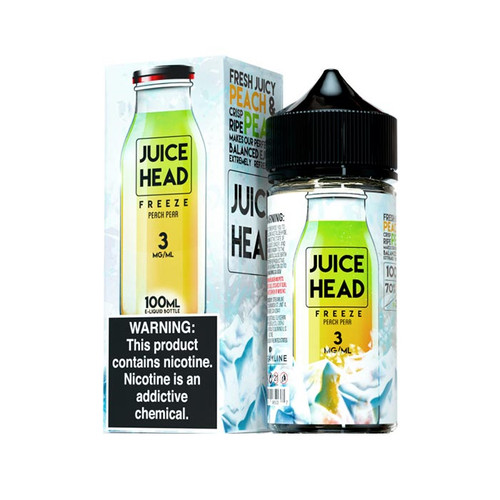 Juice Head Freeze Peach Pear 100ML