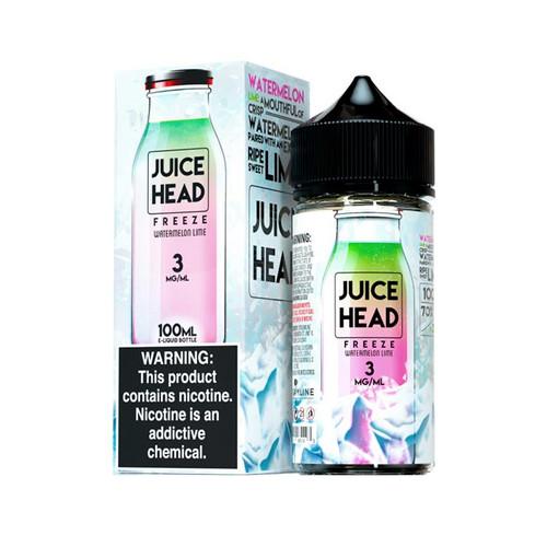 Juice Head Freeze Watermelon Lime 100ML