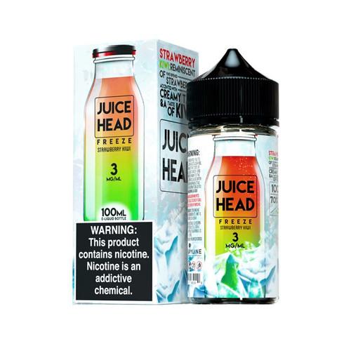 Juice Head Freeze Strawberry Kiwi 100ML