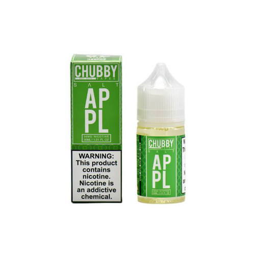 Chubby Bubble Salt Apple 30ML