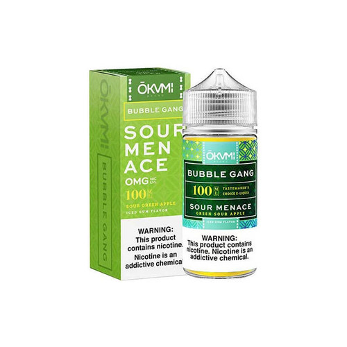 Bubble Gang Sour Menace Iced 100ML