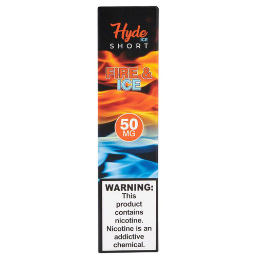 Hyde Short Disposable Fire & Ice Box