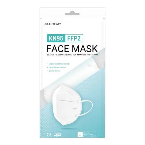 Alchemy KN95 Face Mask Box Front