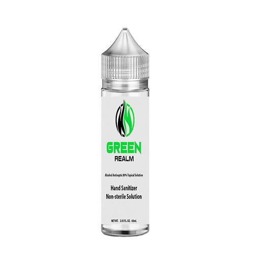 Green Realm Hand Sanitizer 60ML